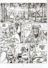 El gaucho (Manara,Milo and Pratt Hugo)