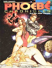 Phoebe chronicles 1 (Keith,Leonard,Jase,Varese)