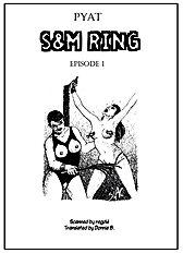 S and M ring  1-2 (Pyat)
