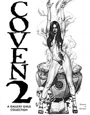 Coven 2 a gallery girls book (Na)