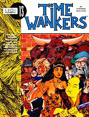 Time Wankers (Sullivan,Stephen)