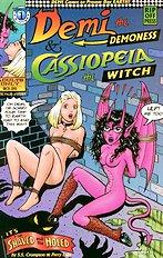 Demi and cassiopeia (Crompton)