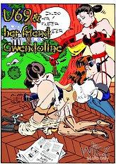 U69 and her friend gwendoline (Wicz)