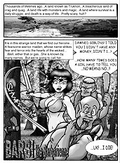 Barbi the barbarienne 1 (Stahl,D)