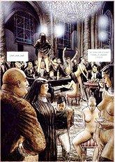Nuns of terror (Picca,Arthuro,Tiberia,Dante)