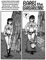 Barbi the barbarienne 6 (Stahl,D)