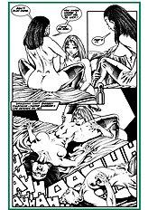 Bondage girls at wars 4 (Wilber,Ron)