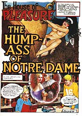 The hump ass of notre dame (Na)