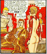 Roman life of Laura i (Gotha)