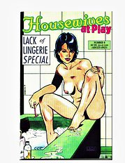 Housewives at play - volume 06 (Rebecca)