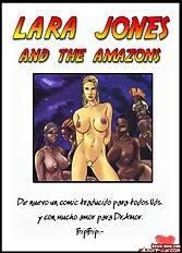 Lara Jones and the amazons (Na)