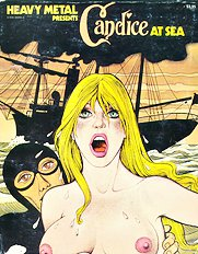 Candice at sea (Pichard,George)