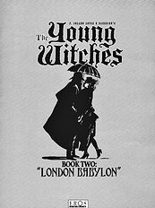 The young witches 2 aИУ London babylon (Lopez,FSolano)