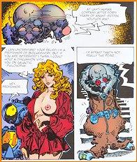 Lorna - lorna and her robot (Alfonso,Azpiri)