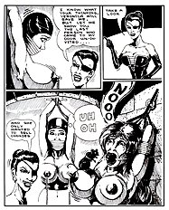 Betty the bondage girl and binder (Lee)