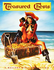 Treasured chests 1 pirate queens of the caribbean (Na)