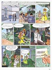 Le jardin des desirs (Will,Desberg)