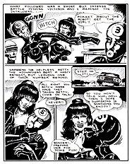 Betty the bondage girl and binder (Lee)