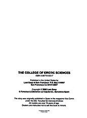 The college of erotic sciences (Ferocius)
