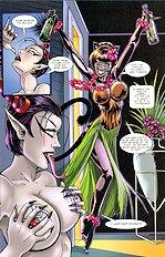 Tarot - witch of the black rose 23 (Balent,Jim)