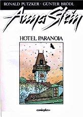 Anna Stein 2 - hotel paranoia (Putzker,Ronald,Brodl,Gunter)