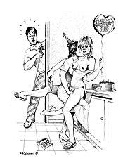 Amas de casa en accion aИУ imagenes 2 (Rebecca)