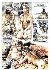 Femmes de louest (Serpieri,Paolo,Eleuteri)