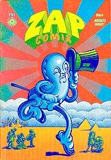 Zap comix 4 (Na)