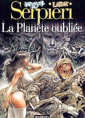 Druuna 7 - la planete oublie (Serpieri,Paolo,Eleuteri)