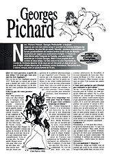 Interview with Georges Pichard (Pichard,George)