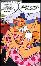 Cockeye the Tailer (Lizay,Manuel)