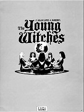 The young witches - book 1 (Lopez,FSolano)
