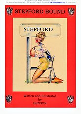 House of gord - stepford bound (Benson,Simon)