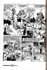 Coxas de miedo 3 - la cosa del lago and ping pong and manolo el barbaro (Azpiri,Alfonso)