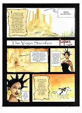 The virgin sacrifice (Topaz)
