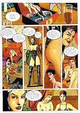 Vampire and virgins (Oxborne,Leomax)