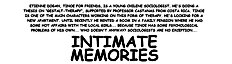 Intimate memories  (Ferocius)