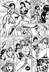 Karate girl 2 (Motoki)
