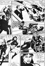 Karate girl 4 - tengu wars 1 (Motoki)