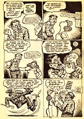 Dirty laundry 1 (Crumb,Robert)