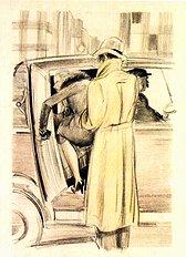 Taxi drive (Na)