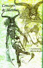 Tarot - witch of the black rose extras (Balent,Jim)